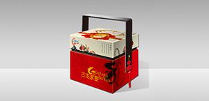 [礼盒设计]古龙食品家宴系列礼盒包装设计